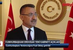 Son Başbakanlık Müsteşarı Oktay, Cumhurbaşkanı Yardımcısı oldu
