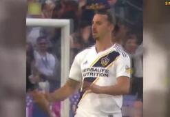 Zlatan Ibrahimovic gollerine devam ediyor