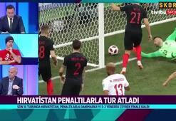 Ali Ece: Acaba Modric penaltıyı atarken Rüştüyü gördü mü...