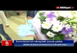 Eurovision'un Ukraynalı çocuk yıldızı