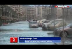 Venedik değil İzmir