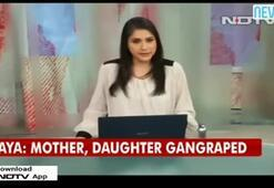 Anne ve kızına toplu tecavüz