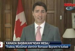 Kanada Başbakanı Trudeaundan bayram mesajı