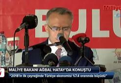 Maliye Bakanı Ağbaldan flaş açıklama