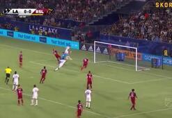 Zlatan sakatlıktan gollerle döndü
