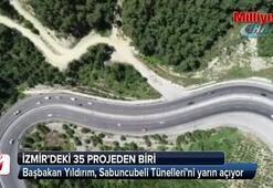 Başbakan Yıldırım, Sabuncubeli Tünellerini yarın açıyor