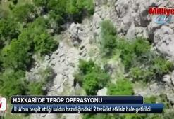 Hakkaride terör operasyonu