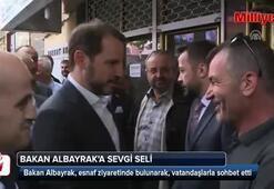 Bakan Albayrak Kartal'da vatandaşlarla bir araya geldi