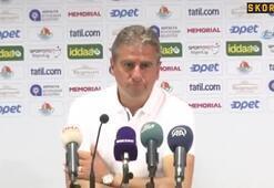 """Hamzaoğlu: """"Kazandığımızda alt taraftan büyük ölçüde kurtulacağımız bir maçtı"""""""