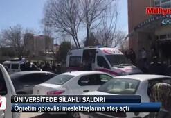 Üniversitede silahlı saldırı: 4 öğretim görevlisi hayatını kaybetti