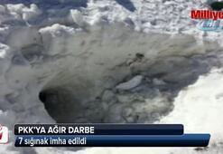 Vanda PKKya ağır darbe İmha edildi
