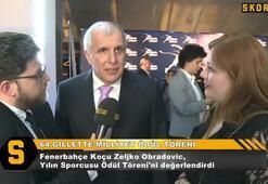 Zeljko Obradovic: Elimizden gelenin en iyisini yapacağız...