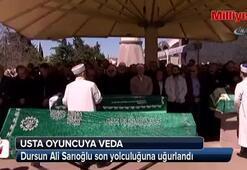 Dursun Ali Sarıoğlu son yolculuğuna uğurlandı