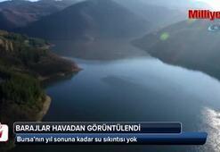 Bursa'nın yıl sonuna kadar su sıkıntısı yok