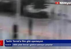 Tarihi Tevrata film gibi operasyon