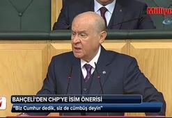 CHP'ye yapacağı ittifak için isim önerdi