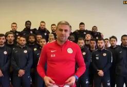Antalyaspordan Zeytin Dalı Harekatı'na destek