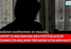 Finlandiya'da yayınlanan belgesel, İstanbuldaki FETÖ'cü çifti yakalattı