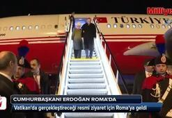 Cumhurbaşkanı Erdoğan, Romada