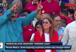 Venezuelada Maduro yeniden ada