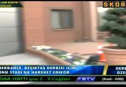Fenerbahçe yola çıktı