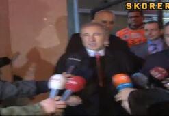 Beşiktaş kutlamalarına sürpriz konuk