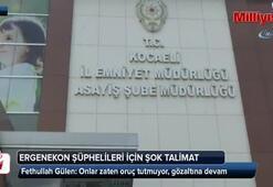 FETÖ liderinden Ergenekon şüphelileri için şok talimat