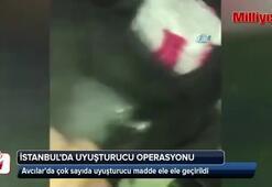 Avcılar polisinden uyuşturucu operasyonu: 2 gözaltı