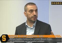 Nevzat Dindar: Galatasaray, Oktay Mahmutiye teklif yaptı