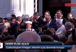 Açılışını Erdoğan ve Borissov yaptı