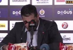 """Dusan Alimpijevic: """"Fenerbahçe Doğuş'u kutluyorum"""""""
