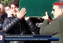 Mustafa Kemal Uzun son yolculuğuna uğurlanıyor