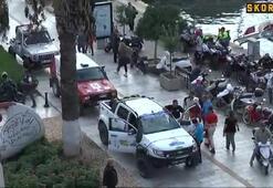 Rally Halikarnassos yarışları başladı