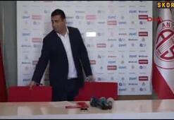 Süper Lig kulübünde deprem Ağlayarak terk etti