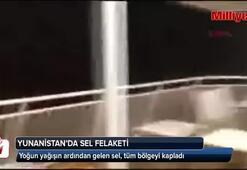 Yunanistanda sel 10 can aldı
