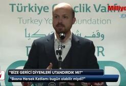 Bilal Erdoğan: Bize gerici diyenleri 15 yılda utandırdık
