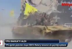 YPG Rakka'yı aldı