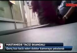 Hastanede taciz skandalı