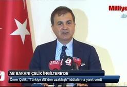 """""""Türkiye AB'den uzaklaştı"""" iddialarına yanıt verdi"""