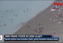 Antalya yüksek neme teslim