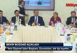 Başbakan Yardımcısı Bekir Bozdağdan açıklama