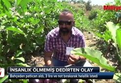 Antalya'da insanlık ölmemiş dedirten olay
