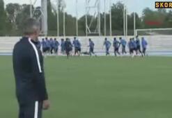 Trabzonsporun Slovakya kampı başladı
