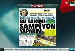 Cem Dizdar: Aykut Kocaman Fenerbahçeyi şampiyon yapar