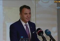 Fikret Orman: Galatasaraylı bir dostum Beşiktaşlı olmak istiyor...