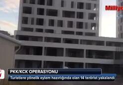 İzmirde PKK/KCK operasyonu