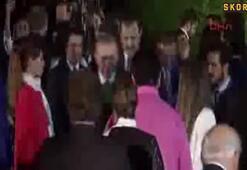 Cumhurbaşkanı Erdoğan sporcu ve sanatçılarla iftarda buluştu