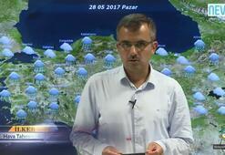 Meteoroloji Genel Müdürlüğü Hava Durumu 28.05.2017