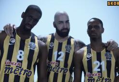 Euroleague yıldızlarından rap şov