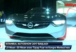 İstanbul Autoshow 2017 - Opel